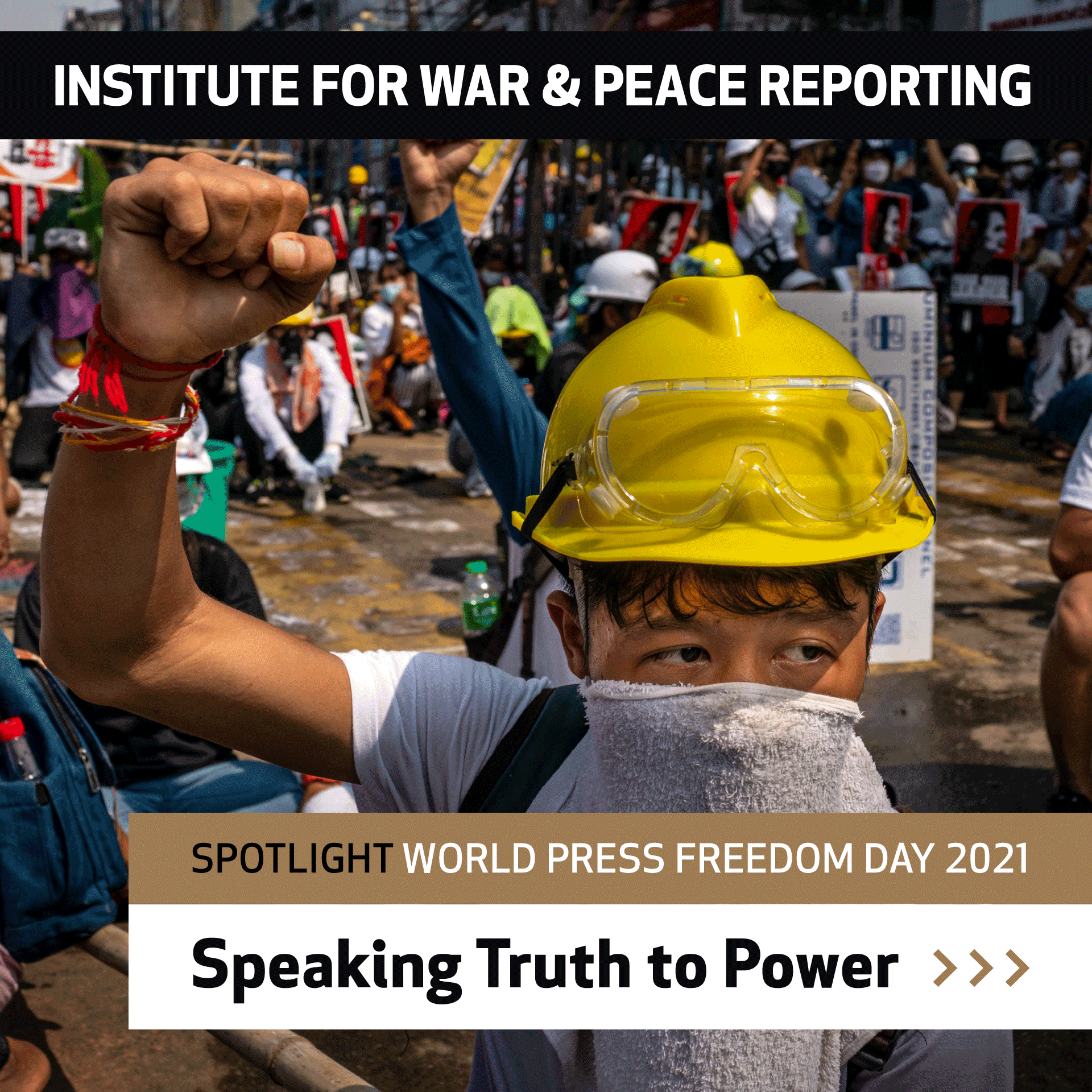 IWPR Spotlight: World Press Freedom Day 2021
