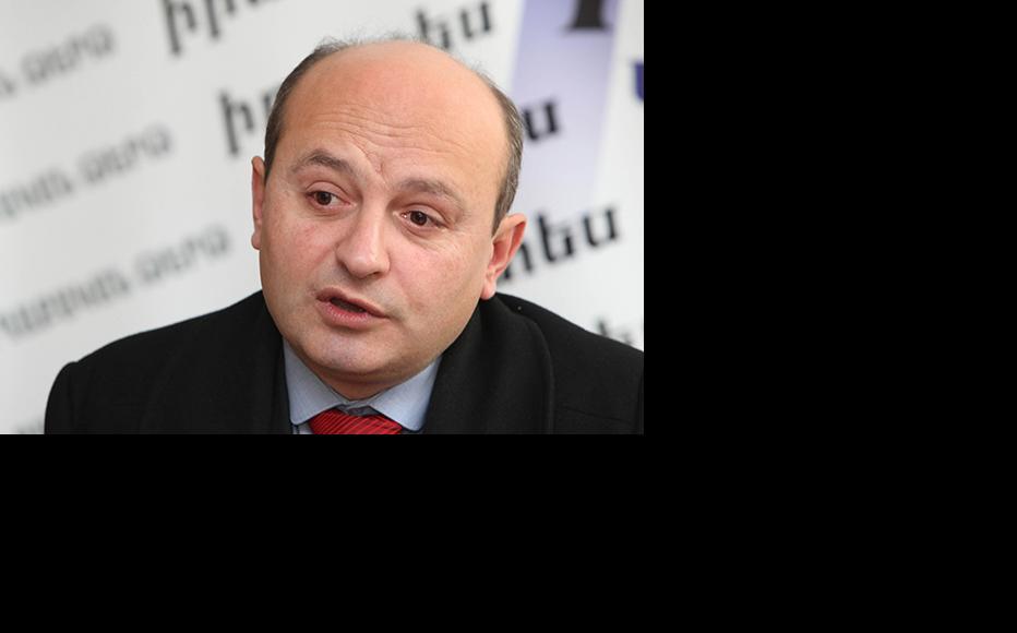 Styopa Safaryan, head of AIISA. (Photo: Photolure Agency)