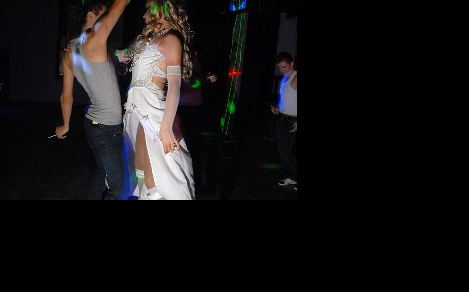 A private trans party in one of the nightclubs in Yerevan. (Photo: Nazik Armenakyan from 4plus)
