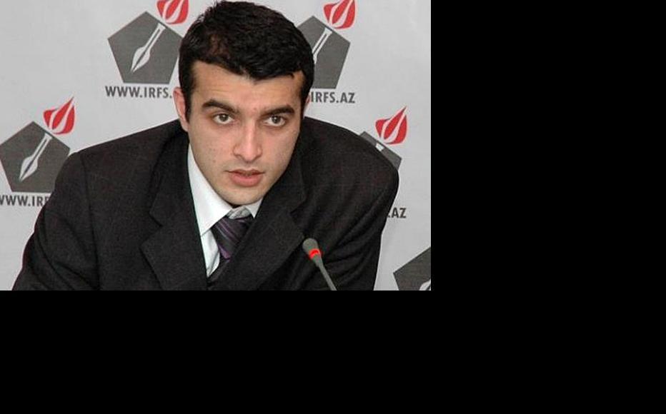 Rasul Jafarov. (Photo courtesy of R. Jafarov)