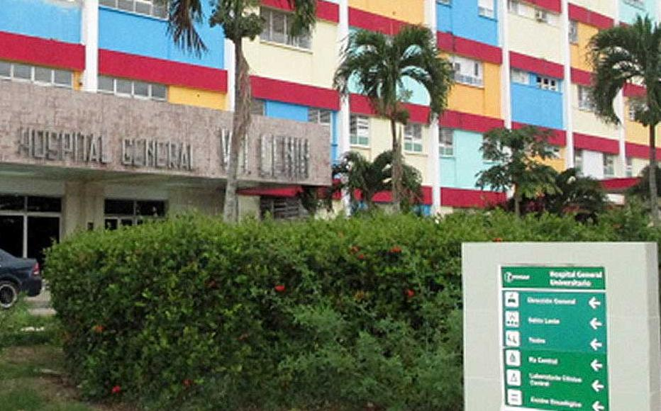 University Hospital Lenin in Holguín, Cuba.