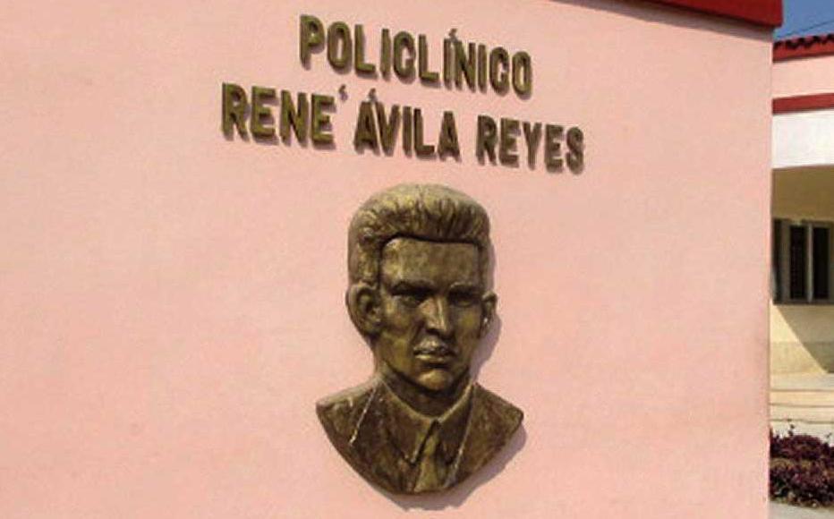 Policlinico Rene Avila, a community health centre in Holguín, Cuba.