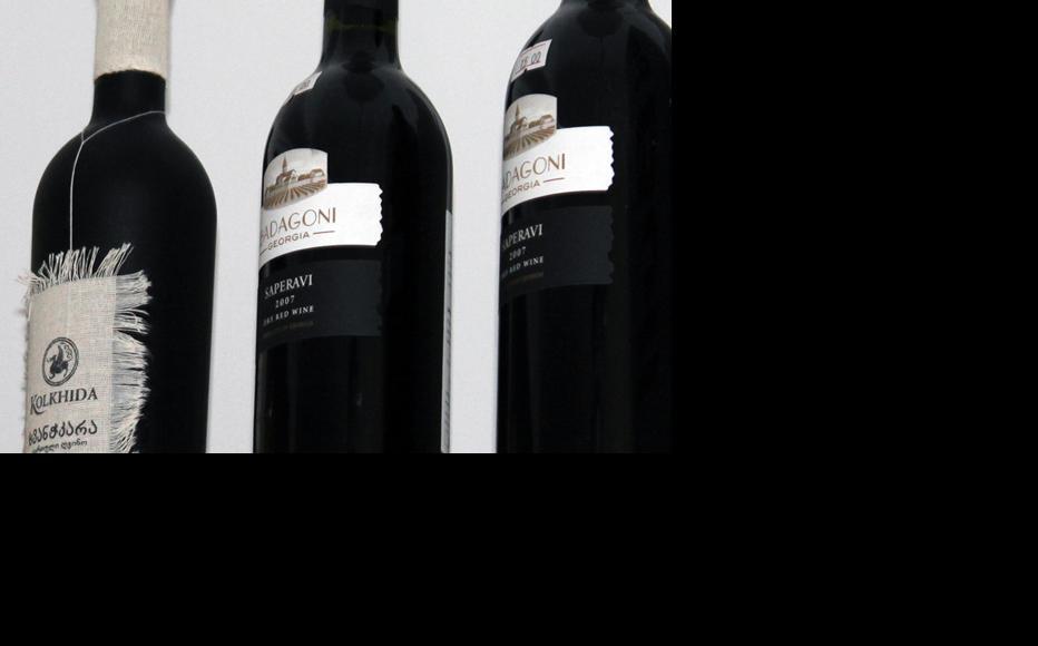 Georgian wine has not proved a big hit in Turkey. (Photo: Giorgi Kupatadze)