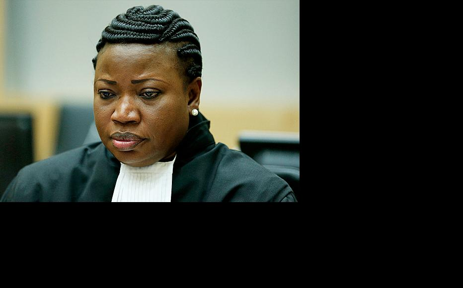ICC Prosecutor Fatou Bensouda. According to a written filing submitted by Bensouda on July 16, one of the witnesses has informed prosecutors that he is no longer willing to give evidence. (Photo: ICC-CPI/Jerry Lampen/ANP)