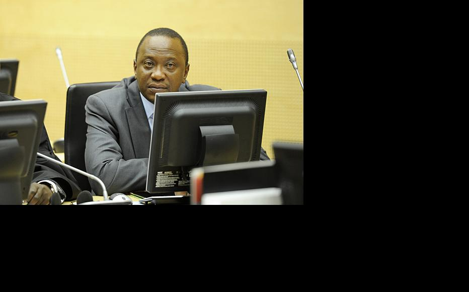 Judges rejected the request from Uhuru Kenyatta's lawyers to terminate his case at the ICC. (Photo: ICC-CPI/Flickr)