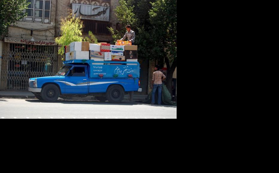Growing market: Iran is a major producer of fruit. (Photo: Regina Jegorova-Askerova/IWPR Georgia)