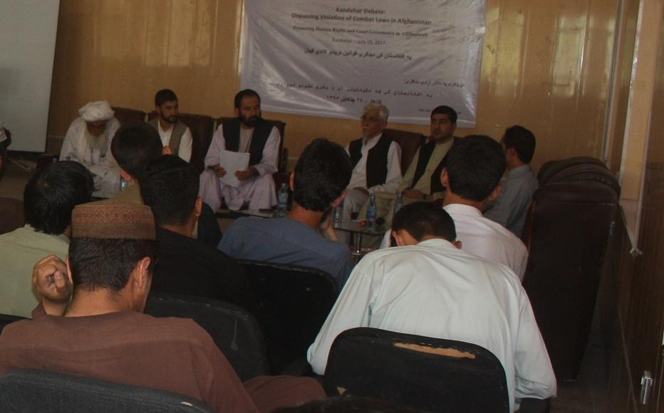 Afghanistan: All Sides Violating Human Rights