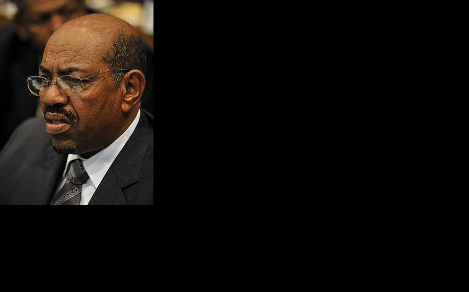 President Omar al-Bashir. (Photo: US Navy/Wiki Commons)