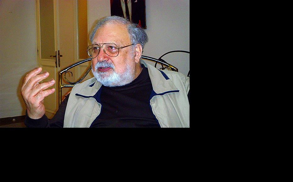 Rustam Ibrahimbeyov. (Photo: Vahid Gazi)