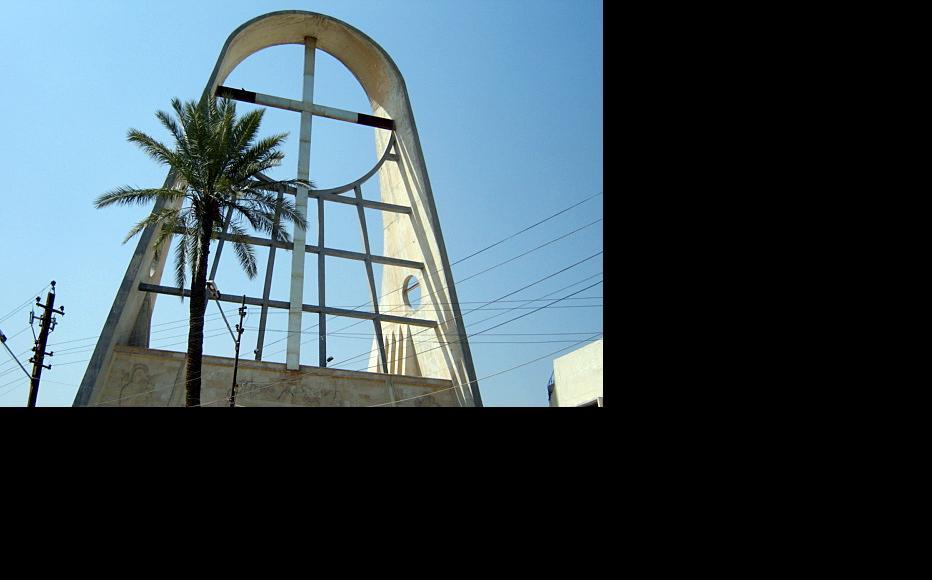 The Sayedat al-Najat Syriac Catholic church in Baghdad. (Photo: Rafy/Wikimedia)