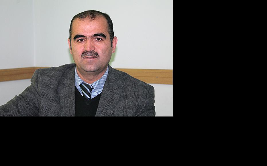 Lawyer Fahriddin Zokirov. (Photo: Nilufar Karimova)