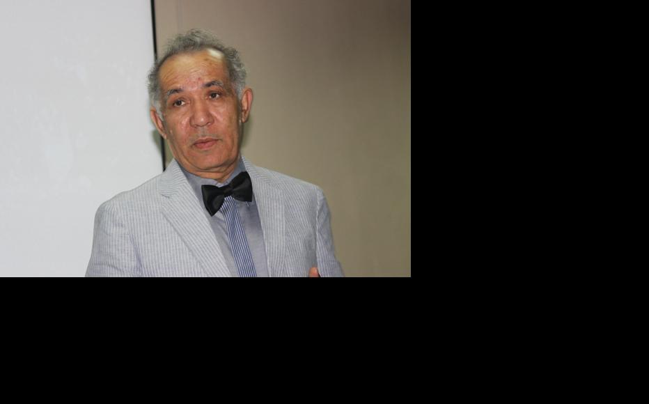 Ibrohim Usmonov, member of Tajik Journalists' Union. (Photo courtesy of I. Usmonov)