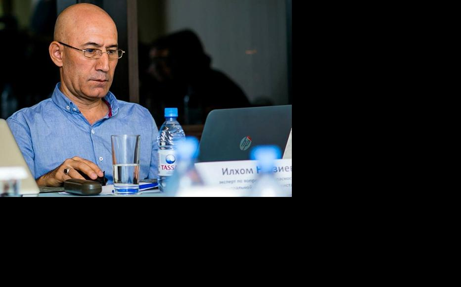Ilkhom Narziev. (Photo courtesy of: I. Narziev)