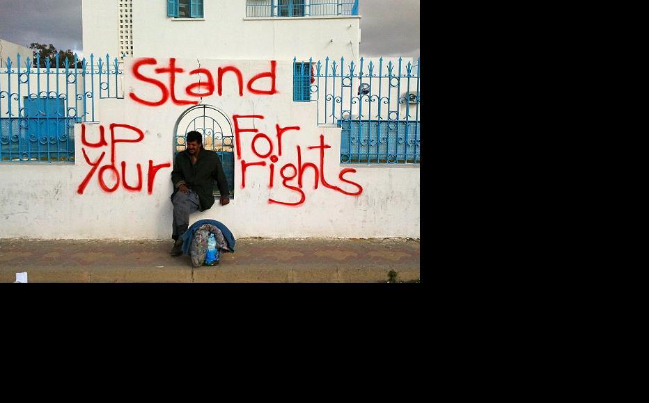 Sidi Bouzid residents blazed a trail for Tunisians desperate to better lives. (Photo: Susanne Fischer/IWPR)