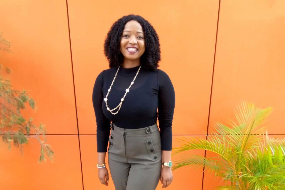IWPR trainee and contributor Bukola Ayeni