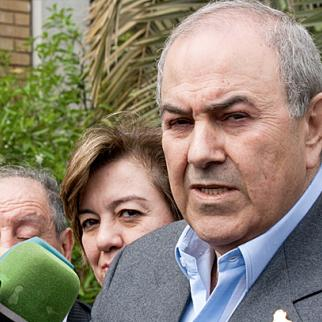 Former prime minister Ayad Allawi's Iraqiya bloc won the most seats in recent election, but looks set to be sidelined by a new Shia alliance. (Photo: Flickr/Omar Chatriwala)