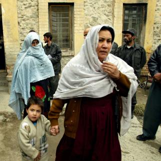 Afghanistan has introduced legislation banning the harassment of women and children.