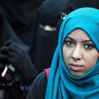 Afrah Nasser. (Photo: Ameen Alghabri/Gabreez Studio)