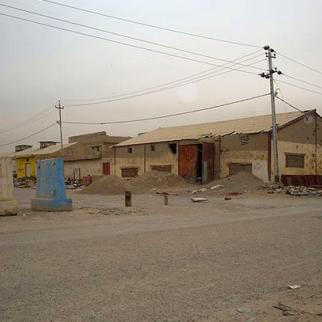 Many people have abandoned the al-Shohada neighbourhood close to the Abu Ghraib prison, believing their homes are haunted by the ghosts of people tortured there. (Photo: Uthman al-Muktar)