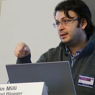 Emin Milli. (Photo courtesy of E. Milli)