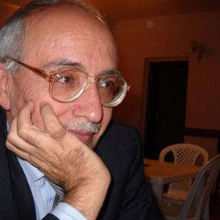 Azerbaijani writer Rafiq Tagi, who died on November 23 four days after a brutal knife attack, (Photo: APA news agency)