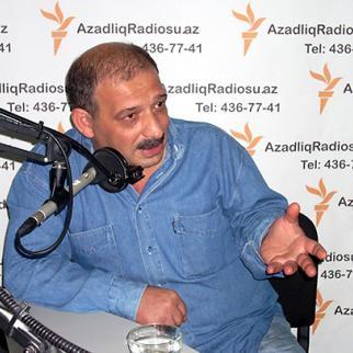 Rauf Mirqadirov. (Photo courtesy of RFE/RL)