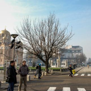 Banja Luka city centre. (Photo: Maja Bjelajac)