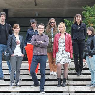 Staff of the Sarajevo Open Centre. (Photo: SOC)
