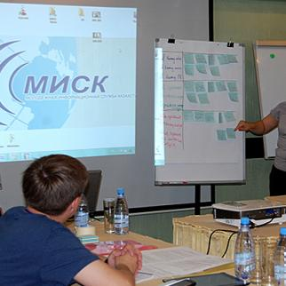 A coalition of youth groups met in Almaty on July 29-30 to press for a greater say in government policy-making. (Photo: Kazakstan Youth Information Service)