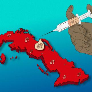 Cuba is still developing its own Covid-19 vaccine.