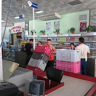 A shop in Cuba. (Photo: Marcel601/Flickr)