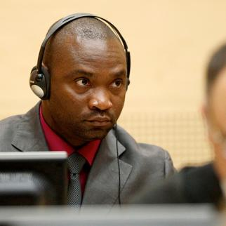 Germain Katanga was convicted of four counts of war crimes and one count of crimes against humanity. (Photo: ICC-CPI)