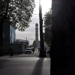 Ten mosques were shut down by the city authorities in the capital Dushanbe, on the grounds that they were operating unlawfully. (Photo: Veni Markovski)