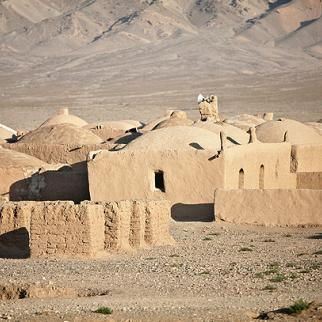 Villages such as this in Herat province have increasingly been infiltrated by the Taleban. (Photo: Marius Arnesen)