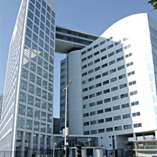 Building of the International Criminal Court in The Hague. (Photo: Hanhil)