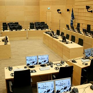 ICC courtroom in The Hague. (Photo: ICC-CPI)