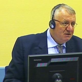 Vojislav Šešelj. (Photo: ICTY)
