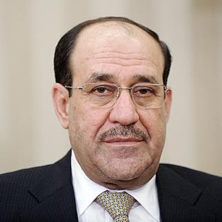 Iraqi prime minister Nuri al-Maliki. (Photo: Olivier Douliery-Pool/Getty Images)