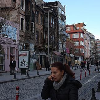Istanbul's Samatya neighbourhood has traditionally had a large Armenian population. (Photo: Mustafa Kirazli)