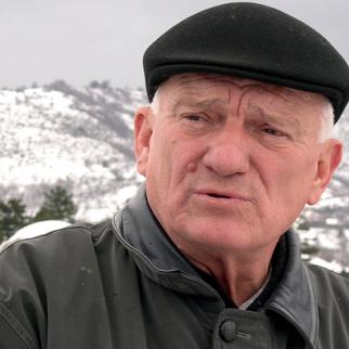 Jovan Divjak was a general in the Bosnian army during the 1992-95 war.