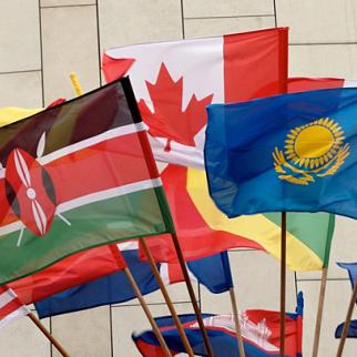 Since the motion to withdraw from the International Criminal Court was passed by Kenya's parliament in early September, Canada has been the only state to speak out publicly on the matter. (Photo: Piotr Drabik/Flickr)
