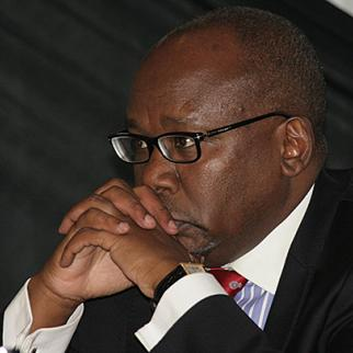Kenya's Attorney-General Githu Muigai. (Photo: The Standard)