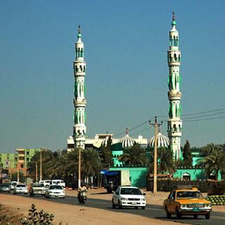 View of Khartoum, Sudan. (Photo: Violetta Polese)