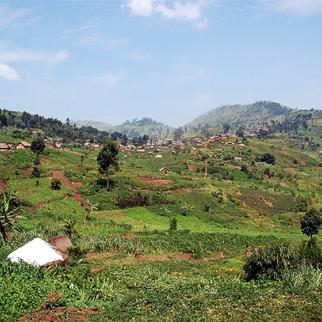 Mineral-rich North Kivu, one of three provinces where the government has banned mining. (Photo: Lisa Clifford/IRIN)