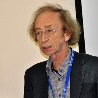 Vladimir Mukomel, from the Institute of Sociology of Russian Academy of Sciences. (Photo courtesy of V. Mukomel)
