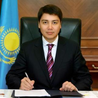 Labour and welfare minister Serik Abdenov, before his removal over the pensions fiasco. (Photo: Kazakstan prime minister's website)
