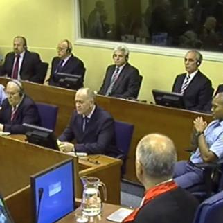 Srebrenica Seven trial draws to an end (Photo: ICTY)
