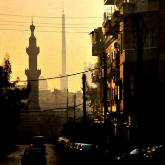 A street in Damascus. (Photo: Jose Javier Martin Espartosa/Flickr)
