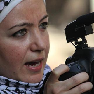 Zaina Erhaim. (Photo courtesy of Z. Erhaim)