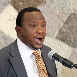 Presidential candidate Uhuru Kenyatta has held a series of public meetings amid anxiety over renewed tensions in Kenya. (Photo: U Kenyatta/Flickr)